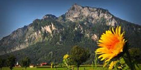 Urlaubs Seminar am Fuße des Untersbergs  Tickets