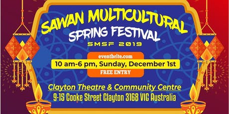 2019 Sawan Multicultural Spring Festival  tickets