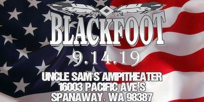 Blackfoot Live in Concert