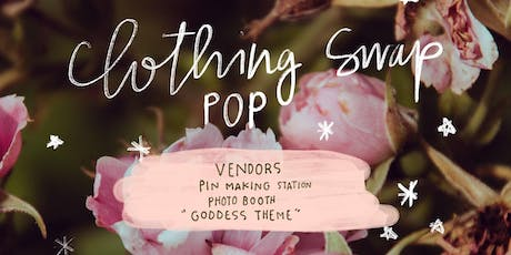 Clothing Swap Pop Party tickets