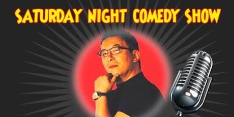 FUNNY NIGHT OF COMEDY WITH ALI D. AND FRIENDS AT THE DOJO COMEDY CLUB tickets
