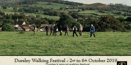 Dursley Walking Festival 2019 - Bus Walk to Woodchester Mansion  tickets
