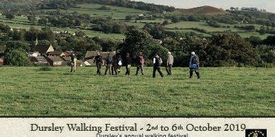 Dursley Walking Festival. Walk and Draw Art walk.