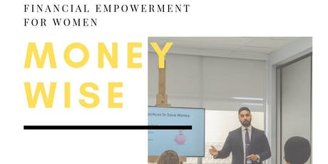 Moneywise: Financial Empowerment for Women tickets