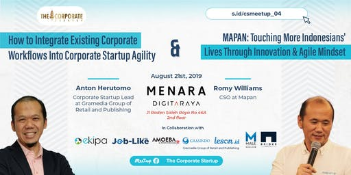 The Corporate Startup Meetup