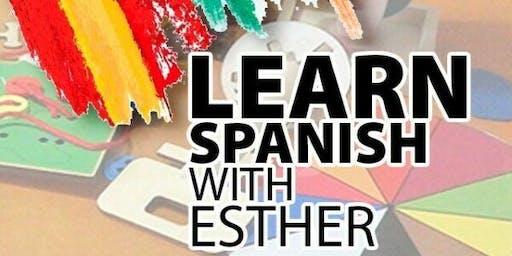 free spanish conversation class