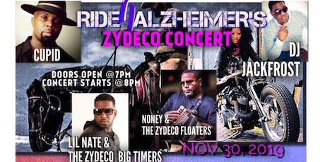 Ride 4 Alzheimers Concert tickets