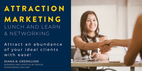 Attraction Marketing: Lunch and Learn tickets