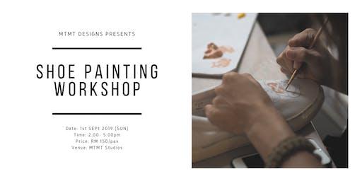 Signature Shoe Painting Workshop