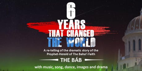 6 Years that Changed the World tickets