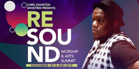 Resound Worship and Arts Summit 2019 tickets