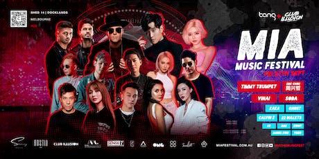 MIA Festival 2019 tickets