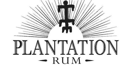 Booze & Bites - Plantation Rum tickets