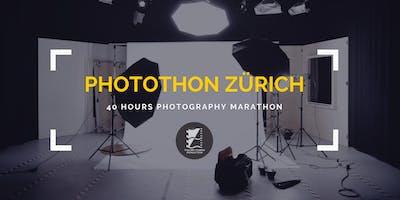 Photothon Zurich - 40 hours Photography Marathon & Exhibition