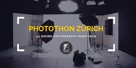 Photothon Zurich - 40 hours Photography Marathon & Exhibition tickets