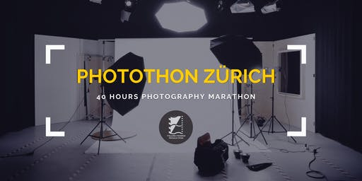 Photothon Zurich - 40 hours Photography Marathon & Exhibition