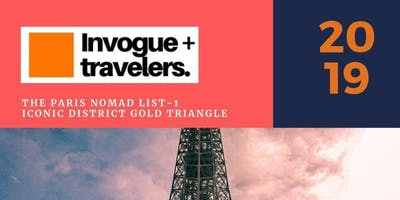 Paris Iconic District Tour - Gold Triangle By Invoguetravelers.club - Free