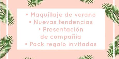 Master class de Maquillaje de Verano tickets