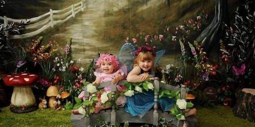 Indoor fairie market