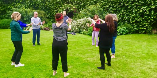 Free Qi Gong in Regent's Park