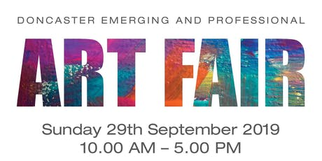 Doncaster Art Fair 5th Edition tickets
