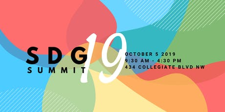 SDG Summit 2019: Intersectionality and the SDGs tickets
