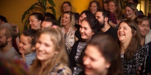 Kyiv English Comedy Night