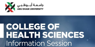 College of Health Sciences Information Session 21 Aug