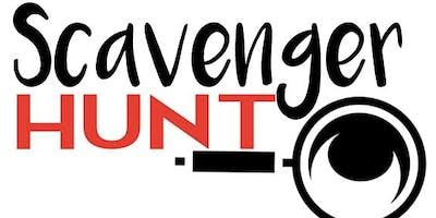 Scavenger Hunt Brussels ´- Hillsong Brussels Connect - Midweek Event