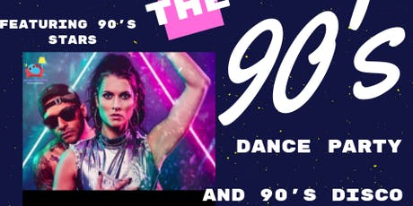 Back to the 90's Dance Party  tickets