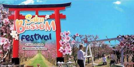 Saku Blossom Festival tickets