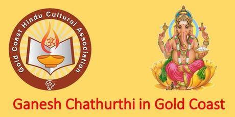 Ganesh Chathurthi in Gold Coast - 08 Sept 2019 tickets