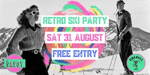 RETRO SKI PARTY! - FREE