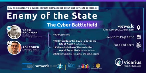 Enemy of the State: The Cyber Battlefield