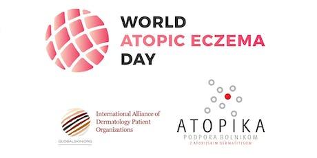 Svetovni dan atopijskega dermatitisa tickets