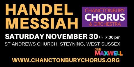 Handel Messiah tickets
