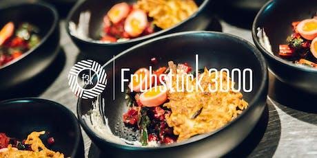 Frühstück 3000 | Pop Up September tickets