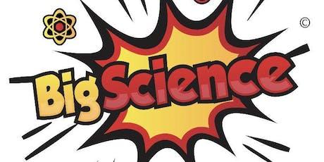Big Science Club (Flying Fun) tickets