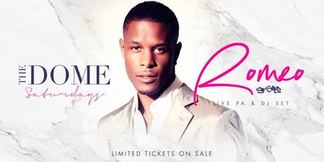 The Dome Saturdays with Romeo (So Solid Crew) tickets