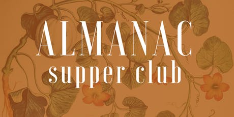 Almanac Supper club tickets