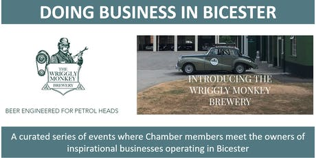 Doing Business In Bicester tickets