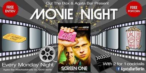 Monday Night Movies - Fight Club 19th August