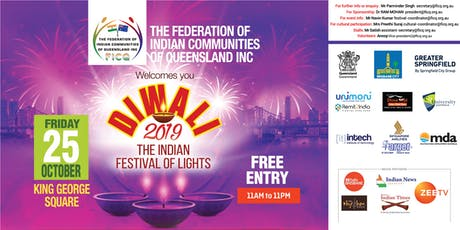 FICQ Diwali 2019 - Indian Festival of Lights. tickets