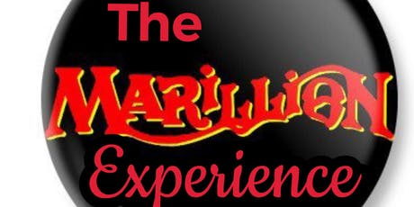 The Marillion Experience tickets