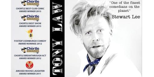 Whitchurch Comedy Club - Tony Law