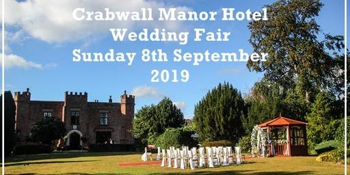 Crabwall Manor Wedding Fair