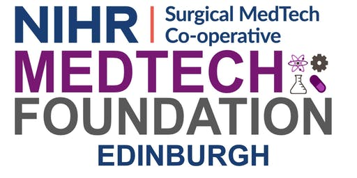 Medtech Foundation Edinburgh Innovation Programme: Unmet Clinical Needs