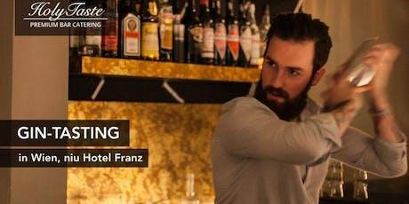 Gin Tasting in Wien Tickets
