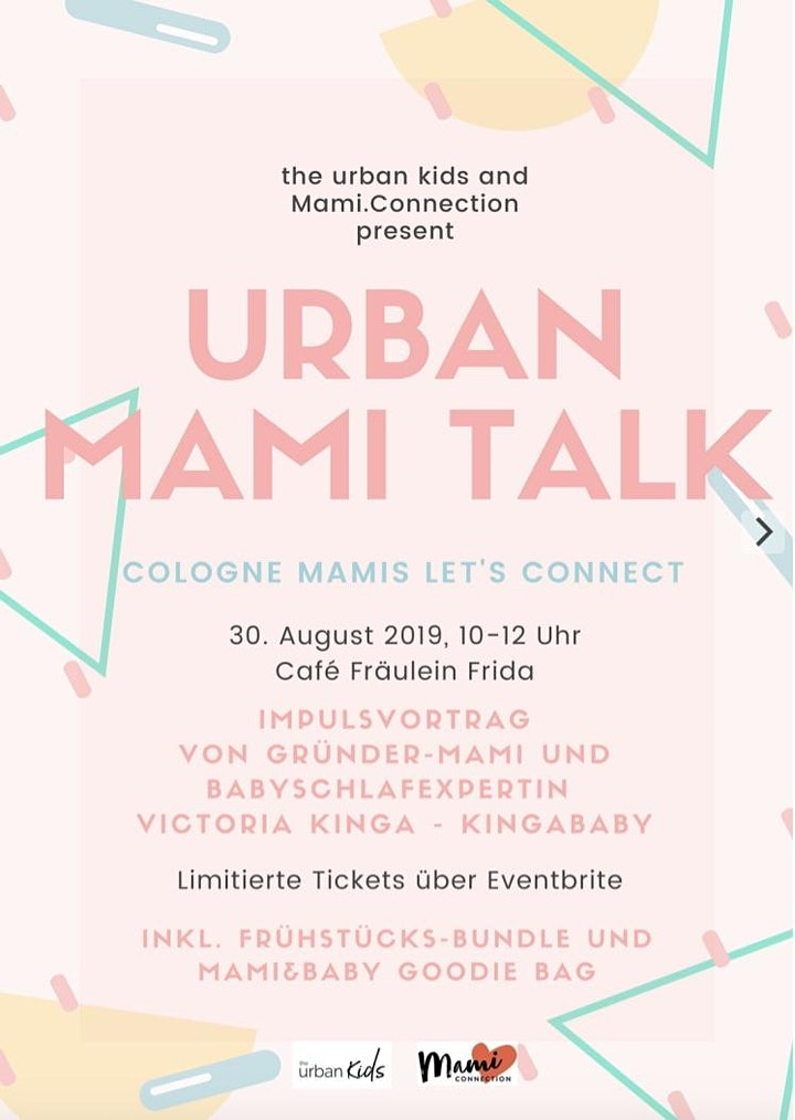 Urban Mami Talk Cologne: Bild