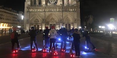 PARIS BY NIGHT BALADE 2H EN TROTTINETTE ÉLECTRIQUE HAUT DE GAMME